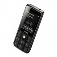 Philips Xenium X623 Black Огляд